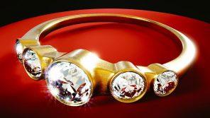 pierścionek zaręczynowy brylant