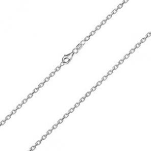 łańcuszek srebrny - jaki dla chłopca, jaki dla dziewczynki?